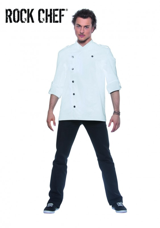 Rock Chef`s Jacket