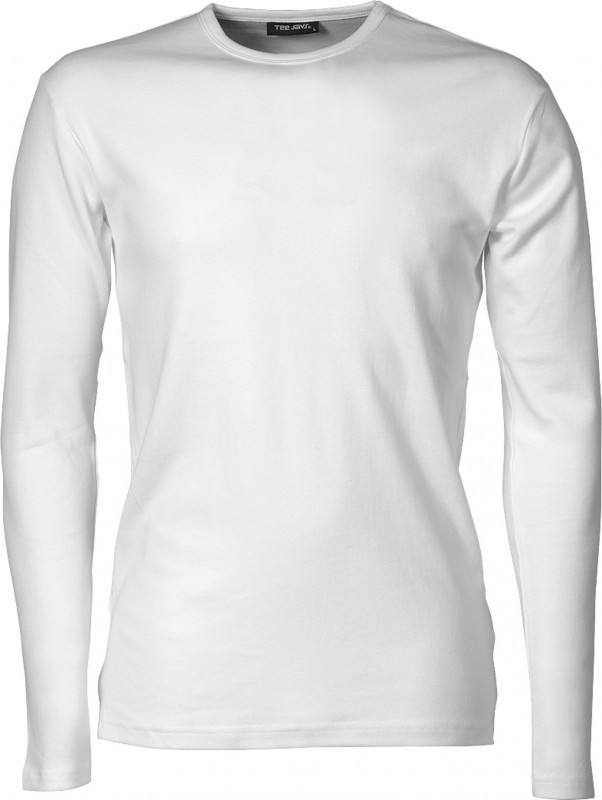 Mens LS Interlock T-Shirt