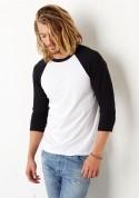 Triblend 3/4 Sleeve Baseball T-Shirt
