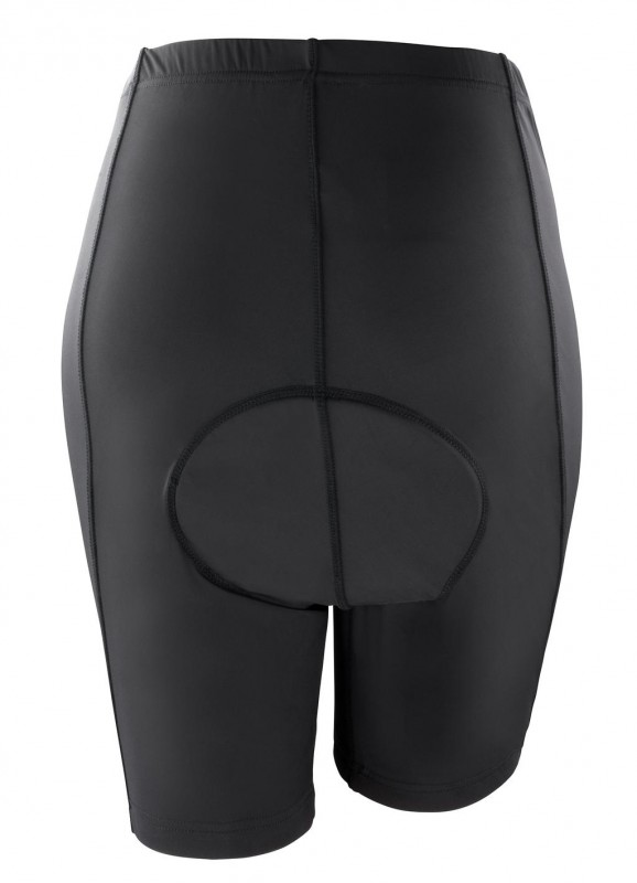 Ladies` Padded Bike Shorts
