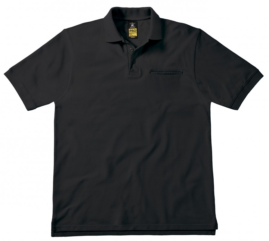 Workwear Blended Pocket Polo
