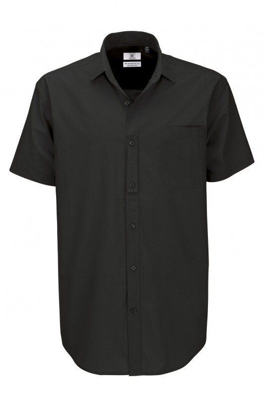 Men`s Heritage Short Sleeve Poplin Shirt