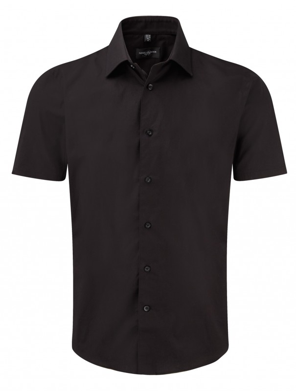 Tailored Shortsleeve Shirt