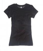 Sheer Rib T-Shirt