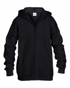 Heavy Youth Full Zip Hooded Sweat