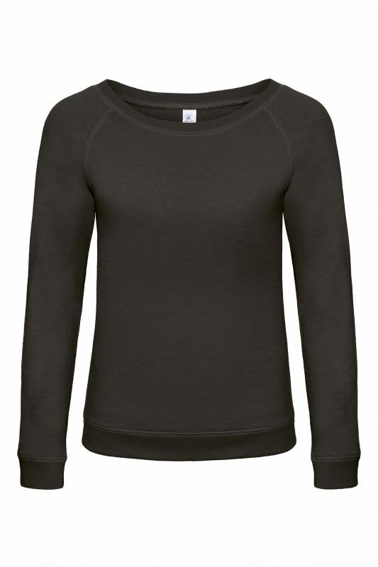 Ladies` Vintage Raglan Sweatshirt