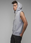 Men`s Superstar Sleeveless Hoodie