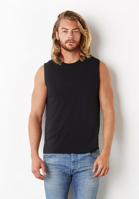 Men`s Jersey Muscle Tank Top