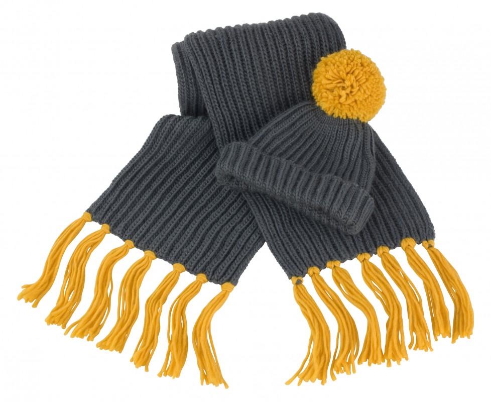 Chunky Knit Set