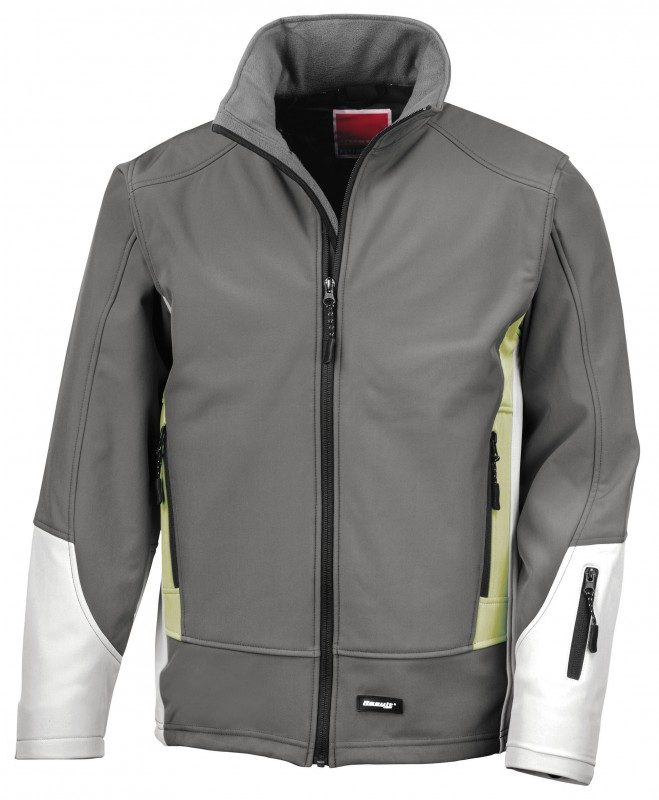 Blade DeLuxe Soft Shell Jacket