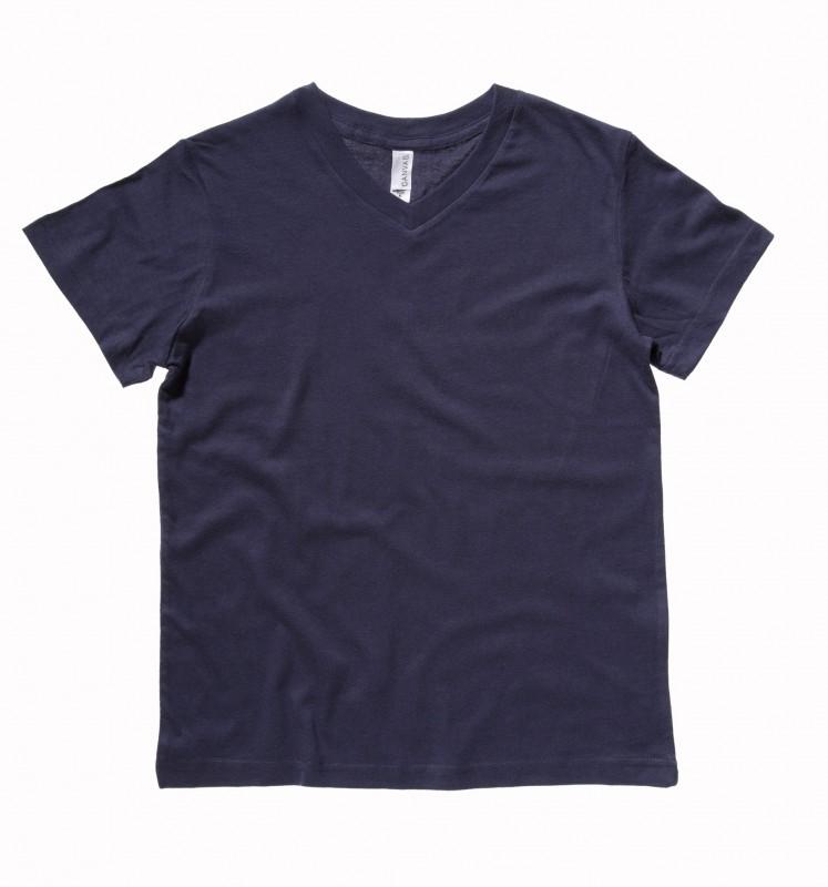Men`s Jersey V-Neck T-Shirt