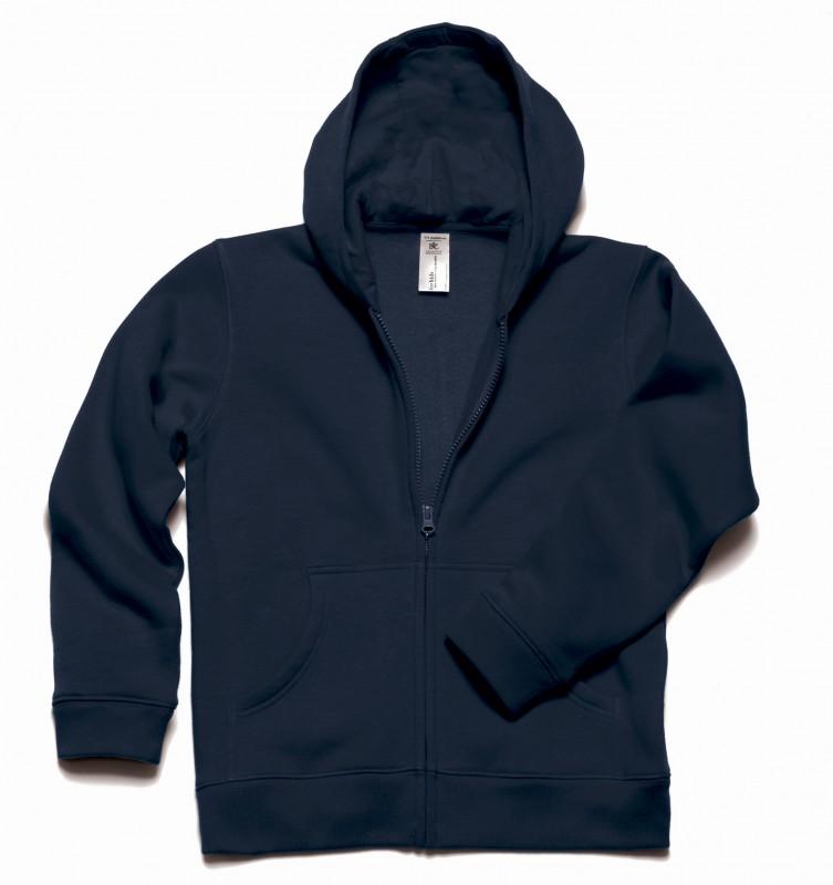 Kids' Hooded Full Zip