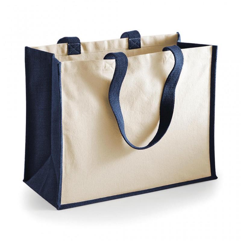 Printers` Jute Classic Shopper