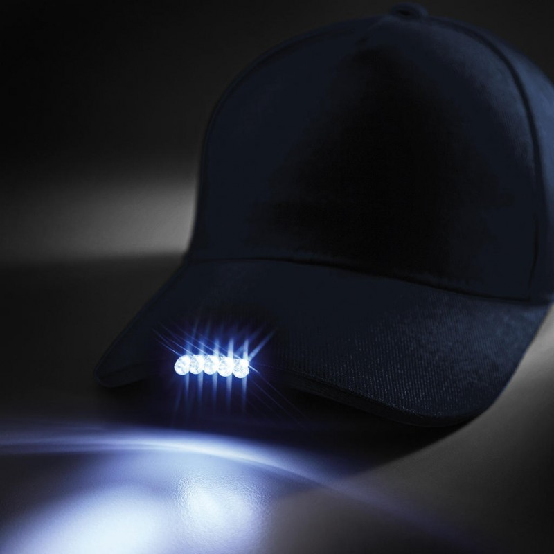 LED Light Cap