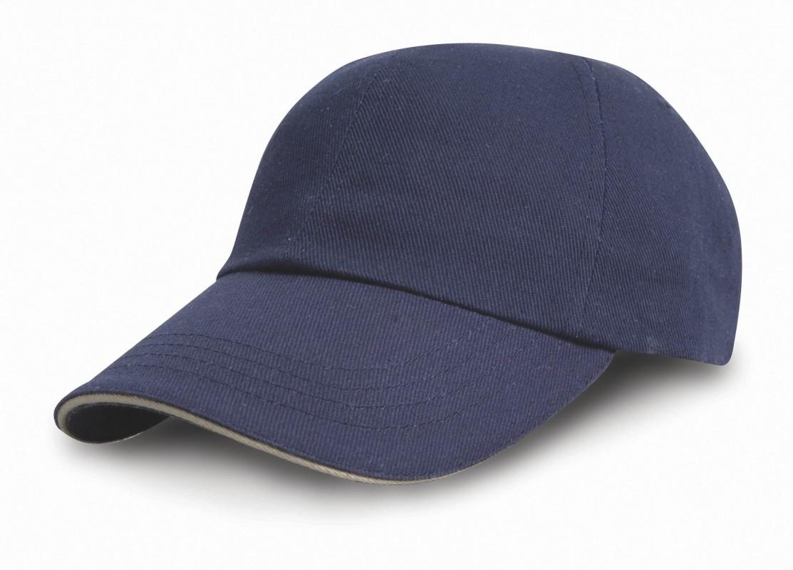 Heavy Cotton Drill Cap