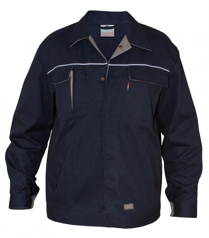 Working Jacket Contrast