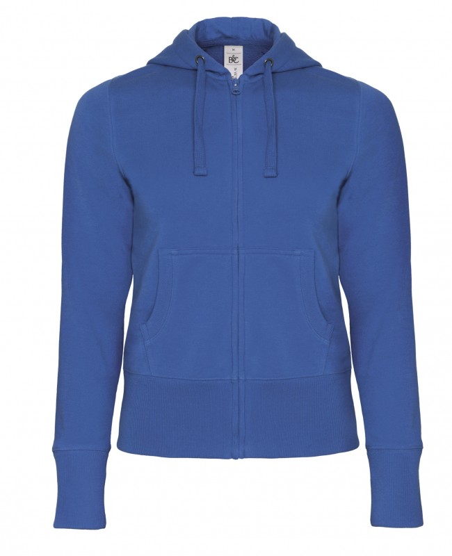 Women's Hooded Full Zip