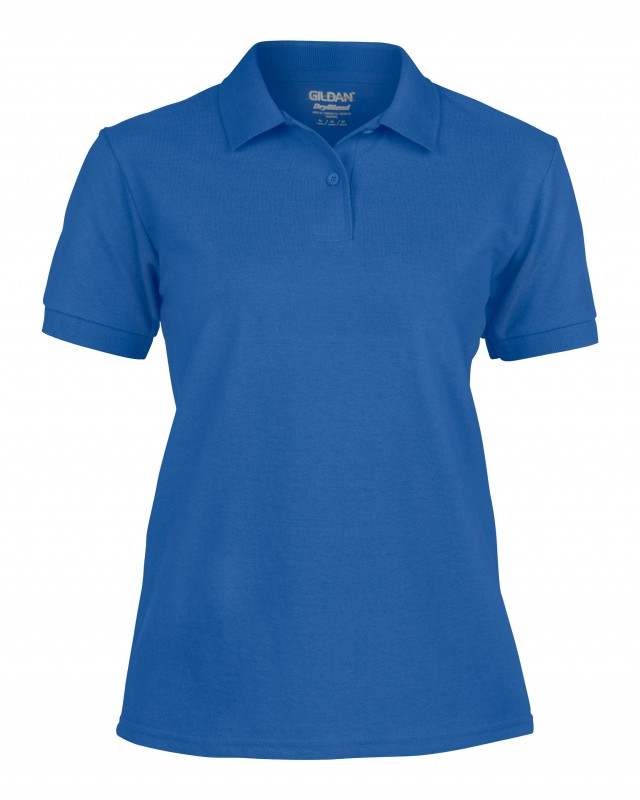 Gildan Ladies DryBlend® Pique Polo Shirt