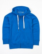 Men`s Superstar Zip Through Hoodie