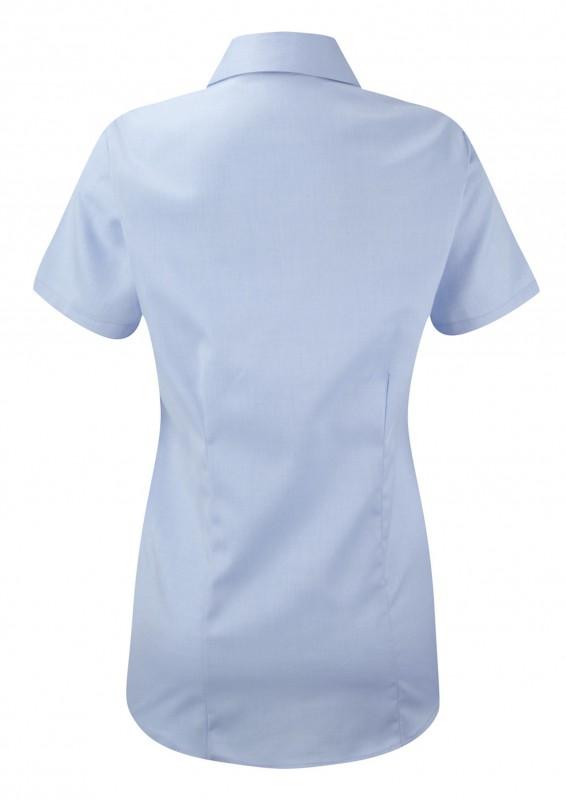 Ladies` Herringbone Shirt