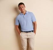 Premium Cotton Double Piqué Polo