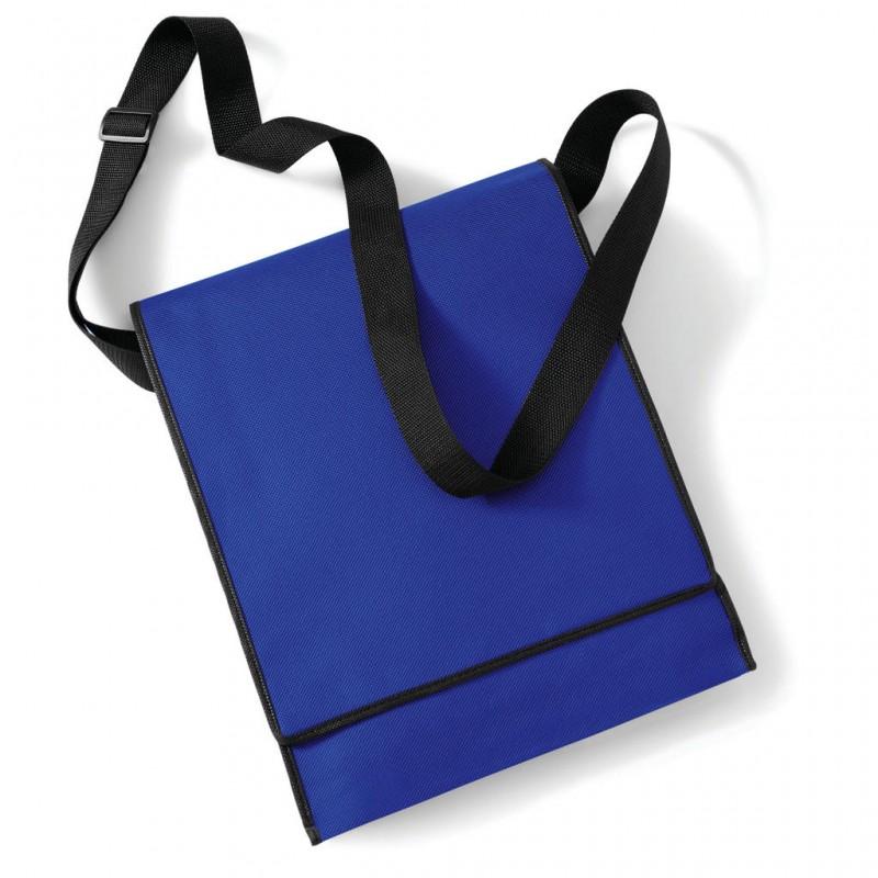 Budget Vertical Messenger Bag