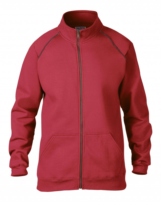 Premium Cotton Adult Full Zip Jacket