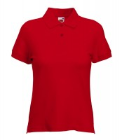 Ladies Fitted Poloshirt
