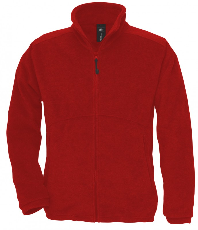 Outdoor Full Zip Fleece