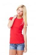 Strech Rib T-Shirt