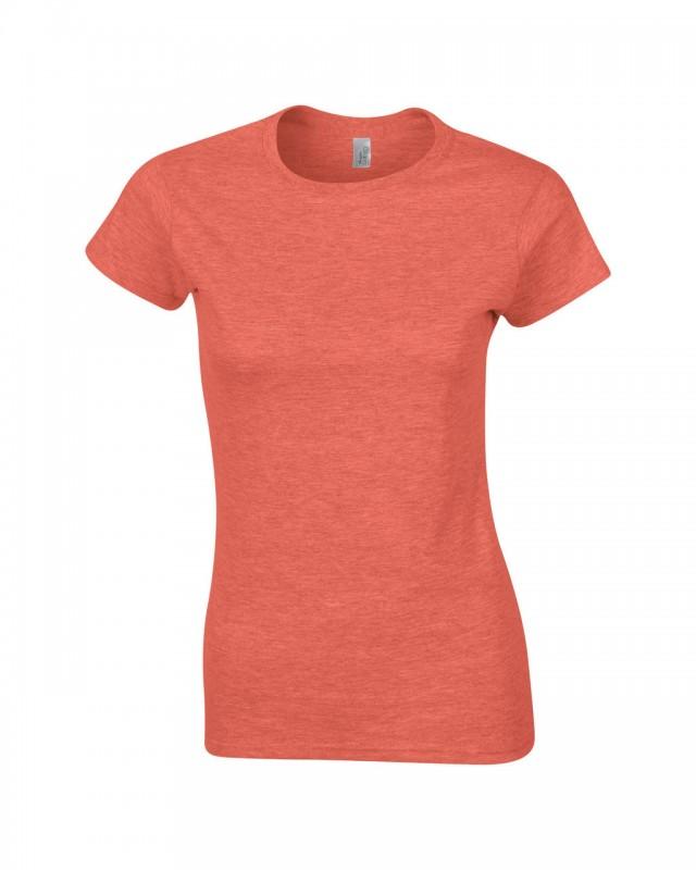 Ladies Fitted Ring Spun T-Shirt