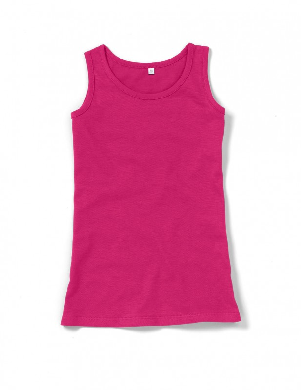 Girls' Long Length Vest