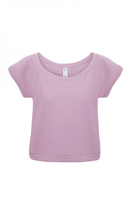 Ladies` Summer Sweat short-sleeved