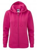 Ladies` Authentic Zipped Hood