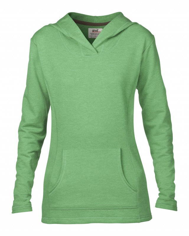 Women`s French Terry Hooded Sweat