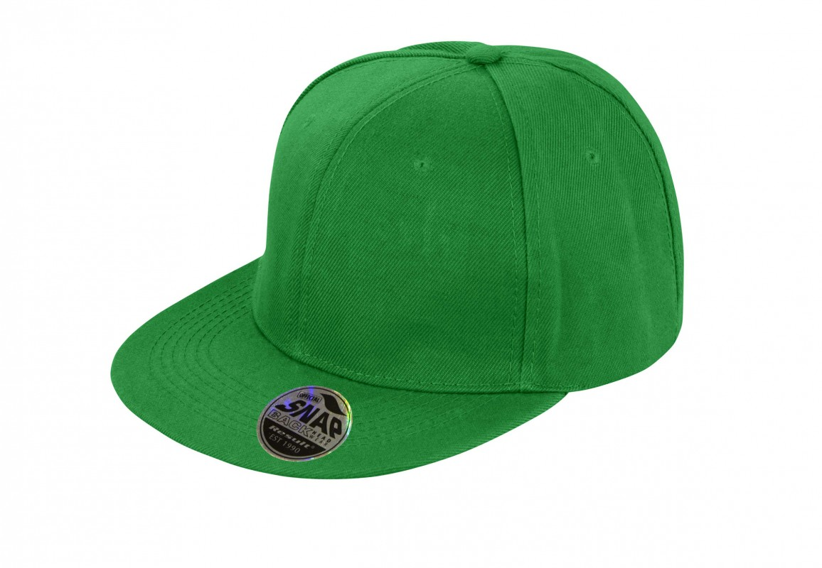 Bronx Original Flat Peak Snap Back Cap