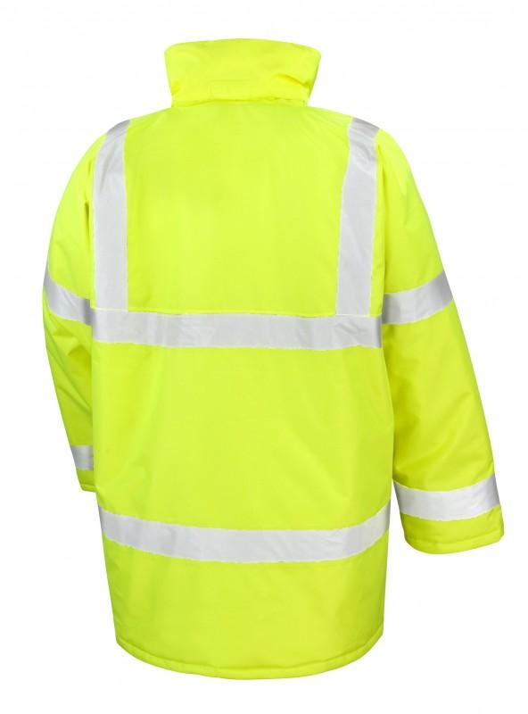 Core High Viz Motorway Coat