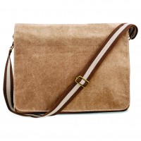 Desert Canvas Despatch Bag