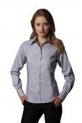 Women`s Contrast Premium Oxford Shirt LS