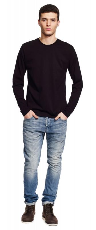 Men's Classic Organic Long Sleeve T