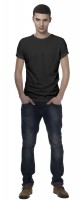 Mens's Rolled-Up Sleeve T