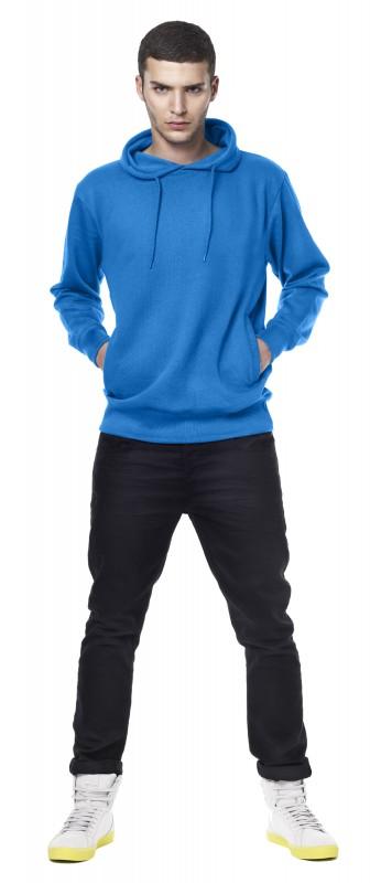 Men's Organic Fashion Hoody