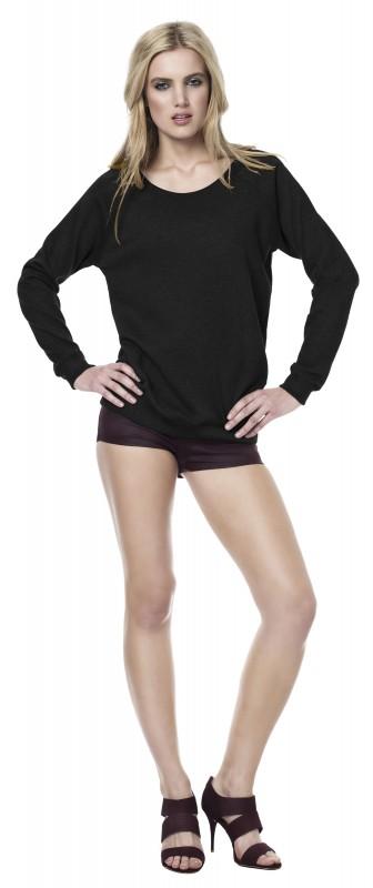 Woman's Organic Raglan Sweatshirt