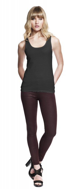 Woman's Classic Jersey Vest