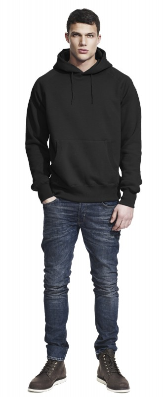 Men's Pullover Hooded Sweat