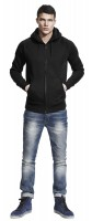 Men's Zip Hooded Sweat