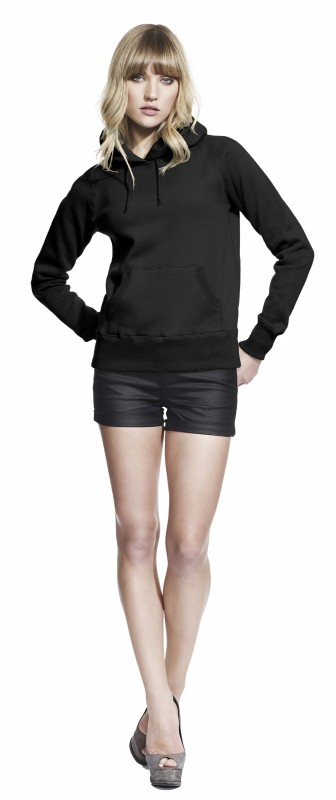 Woman's Pull. Hooded Sweat